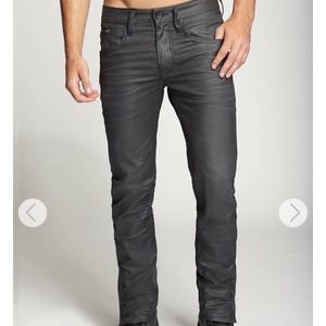 Guess VERNON SLIM-FIT MOTO JEANS